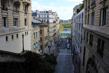 Escalier public - Paris