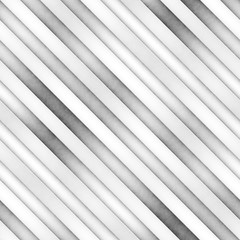 Parallel Gradient Stripes. Abstract Geometric Background Design. Seamless Monochrome Pattern