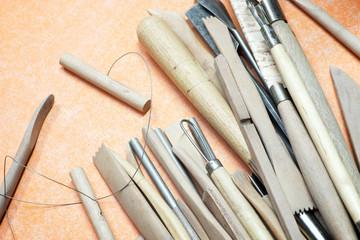Sculptor tools view