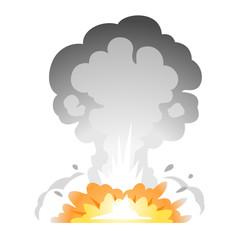 Simple Bomb Explosion