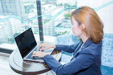 female business stock market