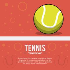 tennis sportball tournament image vector illustration eps 10