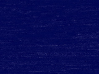 Hand drawn colorful dark blue background, illustration painted by paper chalk on canvas, high quality