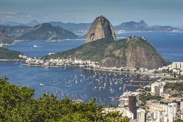 Suagrloaf Mountain, Rio de Janeiro, Brazil