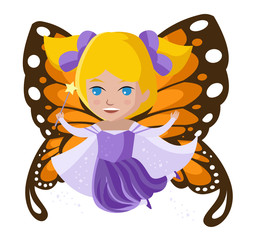 cute tiny fairy