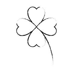 saint patrick clover leaf