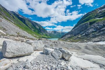 Nigardsbreen glacier, Luster, Norway