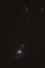 Orion's Belt and Nebula