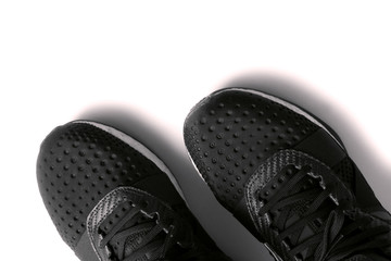 shoe as a wallpaper / A shoe is an item of footwear intended to protect and comfort the human foot while the wearer is doing various activities