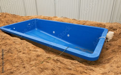 Swimming Pool Under Construction Stock Photo And Royalty Free Images On Pic