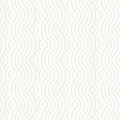 Seamless monochrome geometric pattern. Abstract stripy geometric background. Stylish vector lines print