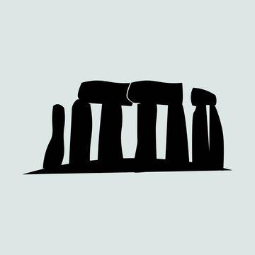Stonehenge, England, icon