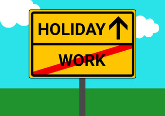 work holiday