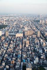 Buildings in Tokyo Japan