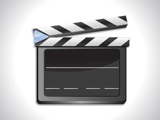 blank film slate - photo #12