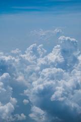 Canvas Prints Heaven Cloud background
