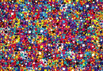 背景 抽象的な模様 四角形