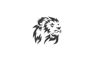 lion triball tattoo