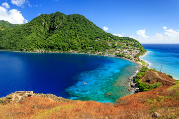 Soufriere Bay, Soufriere, Dominica