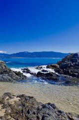 beach corsican