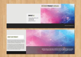 Grid Style Catalog Layout 4