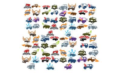 Adventure Car Bundle Collections