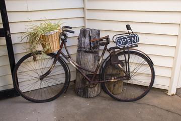 Rustic Bike