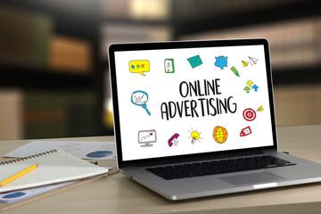 ONLINE ADVERTISING  Website Marketing , Update Trends  Advertising , Online Business Content Strategy