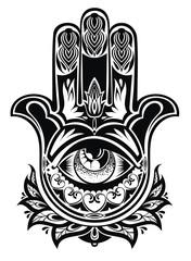 Amulet Hamsa Hand of Fatima