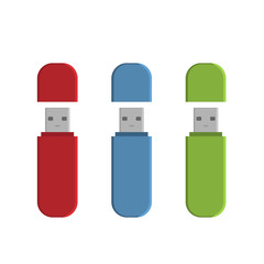 Flash drive USB memory sticks