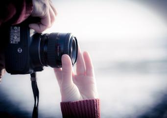 Fotografare con la reflex