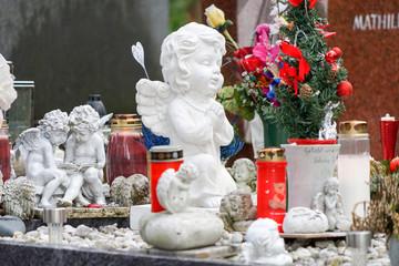 Friedhofsengelsammlung