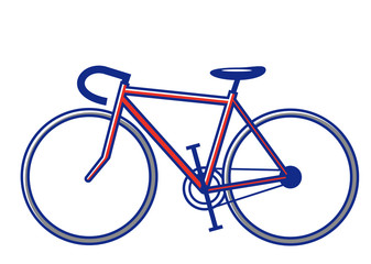 サイクリング ロードレーサー