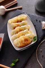 Gyoza dumplings