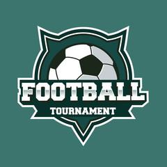Soccer or Football Champions Badge