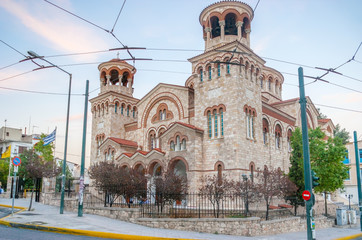 The church on the port