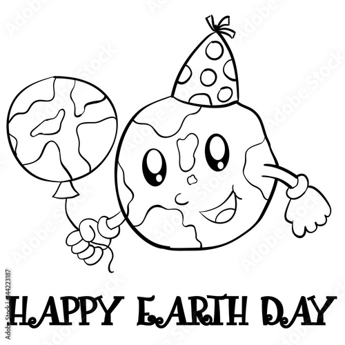 Collection Stock Earth Day Hand Draw Stock Image And Royalty Free
