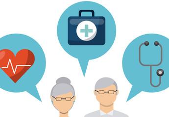 Senior Medicine Infographic