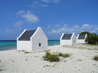Bonaire Huts
