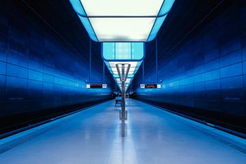 U-Bahn Hamburg HafenCity Universität