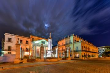 El Templete - Old Havana, Cuba