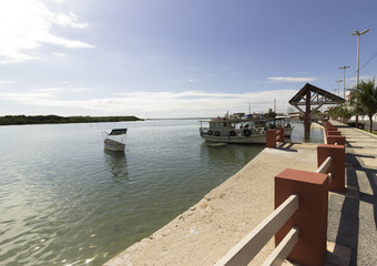 Rio Guamare, Rio Grande do Norte, Natal, Brasil