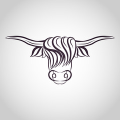 YAK logo vector icon illustrator