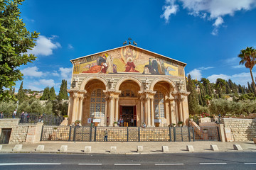Church or Basilica of the Agony