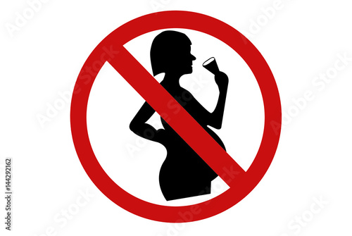 femme enceinte danger alcool photo libre de droits sur la banque d 39 images image. Black Bedroom Furniture Sets. Home Design Ideas