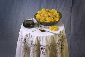 Dandelion sirup