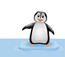 Pinguin / Vektor