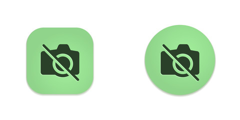 Vector Green Web Buttons