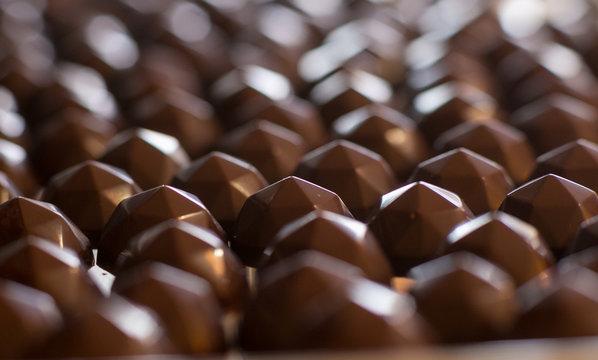 Chocolat à l'étalage