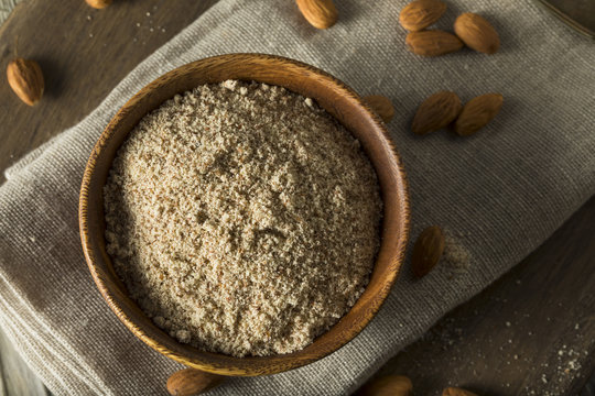 Raw Organic Almond Flour